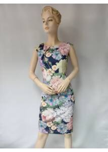 Mysticday virágos ruha