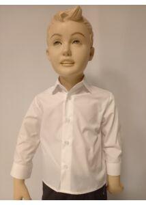 bébi fiú fehér ing