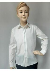 fiú fehér ing