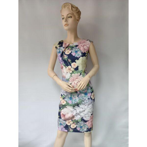 Virág mintás MYSTICDAY ruha